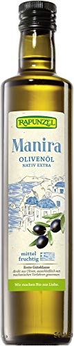 Rapunzel Bio Olivenöl Manira, nativ extra (2 x 500 ml)