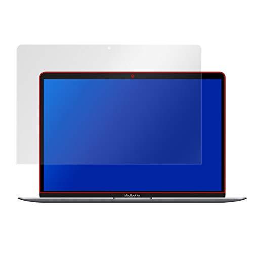 ミヤビックス MacBook Air 13インチ Retina (2020 / 2019 / 2018) / MacBook Pro 13インチ (2016/2017/2018/2019) 用 日本製 防指紋 防気泡 光沢液晶保護フィルム OverLay