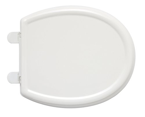 American Standard 5350.110.020 Cadet-3 Elongated Slow Close Toilet Seat with EverClean Surface, White