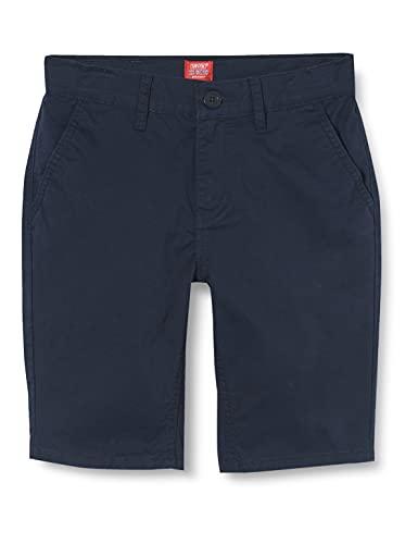 Levi's Kids LVB STRAIGHT XX CHINO SHORT C941 Pantalones cortos de vestir Navy Blazer para Niños