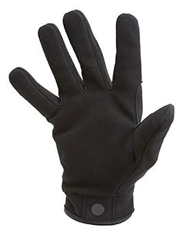 Metolius Talon Belay Glove - Black/Olive Large