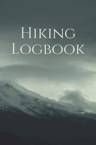 Hiking Logbook: Hiking journal with prompts to write in with room for pictures, trail log book, great hiking gifts, Hiker's journal