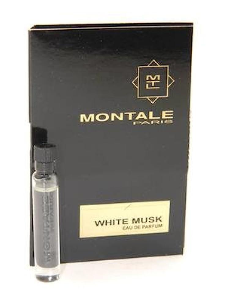 眠いです主婦リングレットMontale White Musk EDP Vial Sample 2ml(モンタル ホワイト ムスク オードパルファン 2ml)[海外直送品] [並行輸入品]
