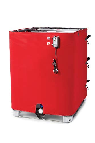Best Price! Wet-Area IBC/Tote Tank Heater 240V up to 140°F (60°C)