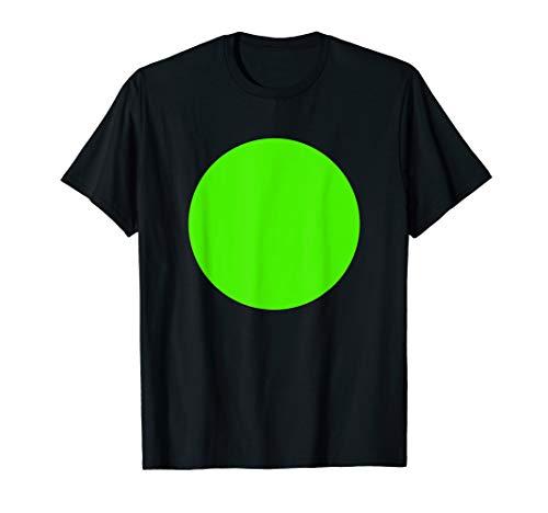Green Screen Design Chromakey Foto Videoeffekt T-Shirt