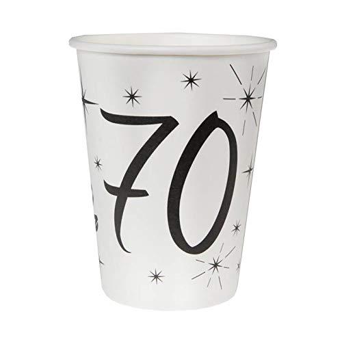 Chal - 20 Gobelets anniversaire 70 ans