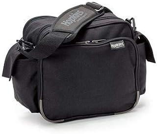 Hopkins Medical Products Mini Home Health Shoulder Bag، 600D Material ضد آب ، محفظه تاشو ، تسمه های قابل تنظیم ، پایین تقویت شده ، 10 اینچ x 7 اینچ x 9.5 اینچ ، سیاه