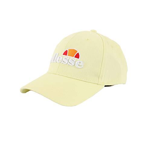 ellesse - Gorra, color amarillo