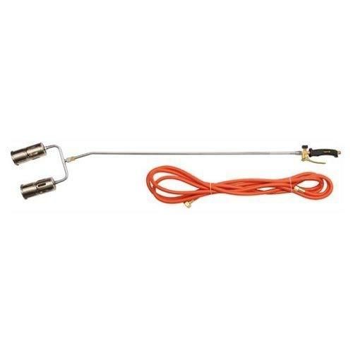 Vorel 73343 – Double Toit de 60 mm de chauffage torche avec connecteur 100 cm