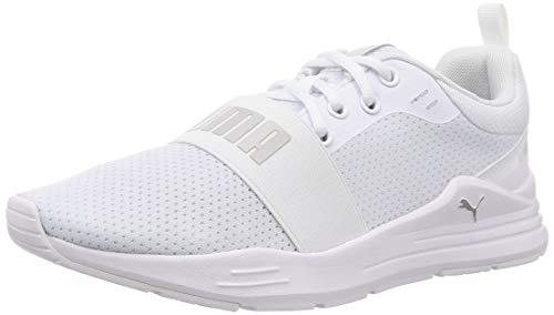 Puma Wired Run, Zapatillas de Running Unisex Adulto, White, 43 EU