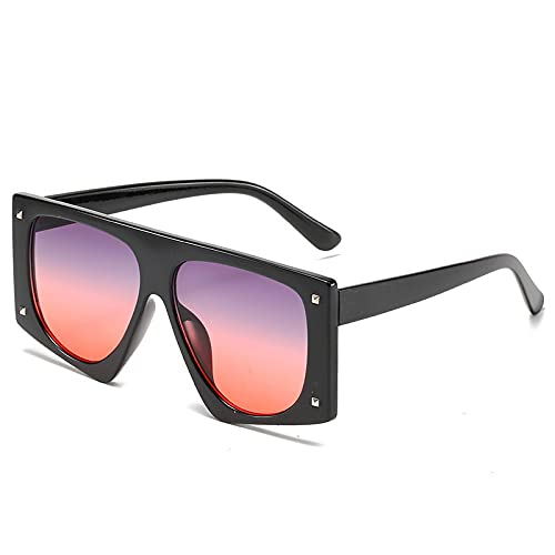 Sunglasses For Women Vintage Big Frame Sun Glasses Ladies Shades Sun Glasses(Exquisite Packaging Box)