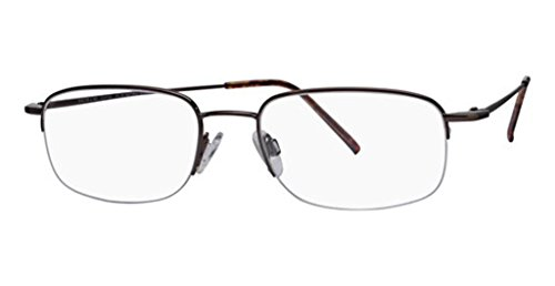 Flexon FLX 806MAG-SET, Gafas para Mujer, Coffee 218, Standard