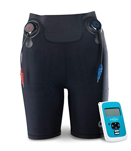 INNOVO mit Shorts: Beckenbodentrainer zur Behandlung von Blasenschwäche (INNOVO Größe 7)