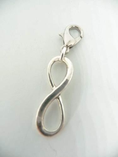 Charm Infinity Silber unendlich SaWi Unendlichkeit Vergänglichkeit