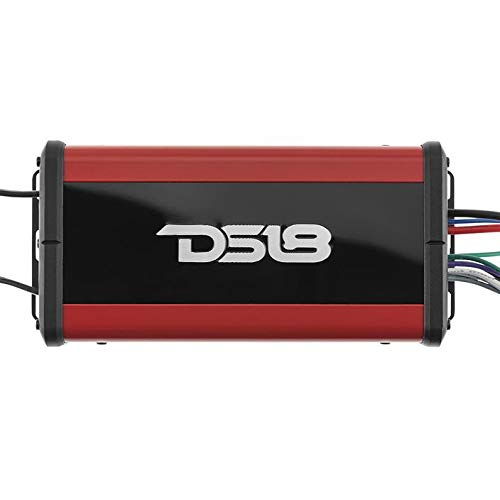 DS18 Hydro Nxl-N4 Ultra Compact Digital Amp Desing 720 Watts Max Amplifier - All Elements, for All Applications (4 Channel)