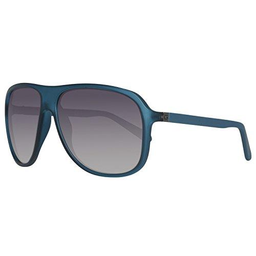 Guess Gu6876-5991b Gafas de sol, Azul (Blue), 59 para Hombre