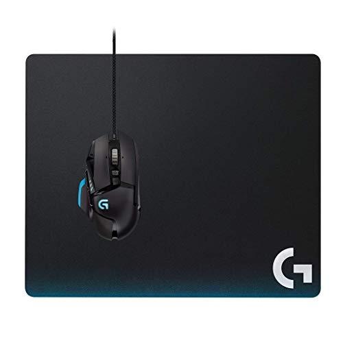 『Logicool G ゲーミングマウスパット G240t クロス表面 標準サイズ 国内正規品』の7枚目の画像