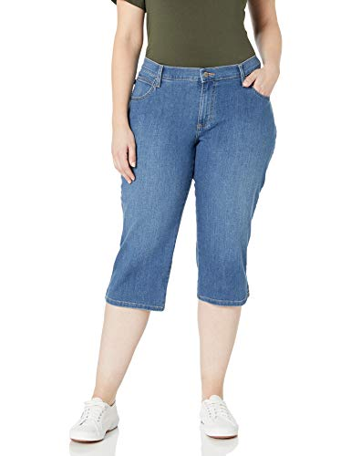 Lee Women's Plus-Size Relaxed-Fit D…