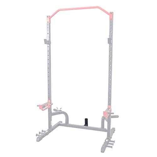 Sunny Health & Fitness Bar Holder Attachment for Power Racks and Cages...