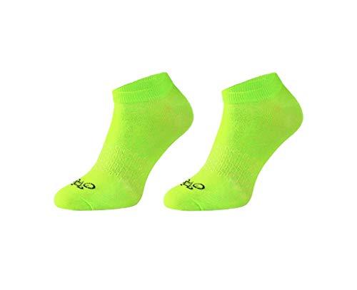 Calcetines tobilleros para hombre, tecnología transpirable de fibra antideslizante, unisex, accesorios para...