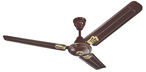 Bajaj New Bahar Deco 1200mm Ceiling Fan (Brown)