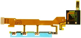 Cell Phone Accessory Listen/Volume Flex Cable for Sony Xperia Z / L36h / LT36 / LT36i
