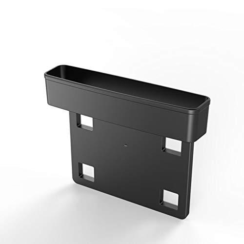 MONALA Bolsa de almacenamiento para asientos de coche, caja de almacenamiento universal para asientos de coche, para guardar carteras, teléfonos móviles, llaves, monedas, vasos de bebidas, 1 unidad