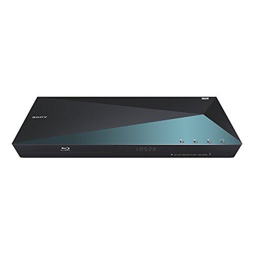 Sony BDP-S5100 Blu-ray-Player (3D, W-LAN, HDMI, HD Upscaler, Internetradio, USB) schwarz