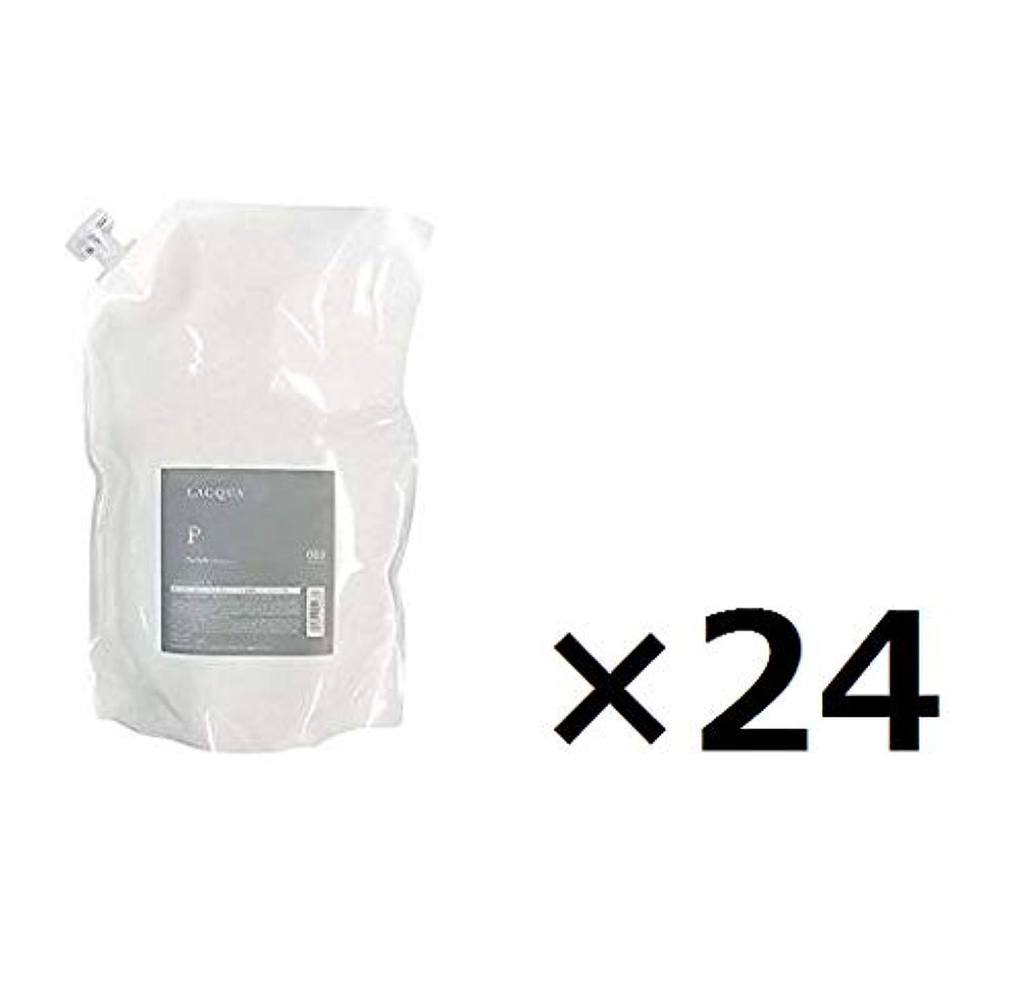 玉鎮静剤桃24本セット ナンバースリー ラクア トリートメント P 3000g レフィル