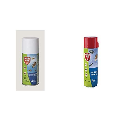Bayer 279705557 Sbm Garden Insecticida Solfac Automatic Forte 150Ml, 5X5X14.7 Cm + Protect Home Insecticida Blattanex, Uso Doméstico de Acción Inmediata contra Cucarachas