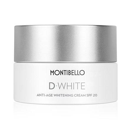 Montibello D·White Anti-Age Cream SPF20 (Accion Blanqueante)