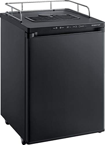 EdgeStar BR3002BL 24 Inch Wide Kegerator Conversion Refrigerator for...