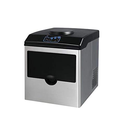 Fabricador de hielo 25KG Cubo pequeño de agua Comercial Hie