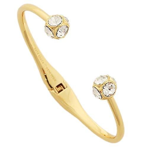 Kate Spade New York Lady Marmalade Clear Crystal Bracelet