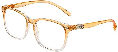 Gafas de sol Hombre y Mujer Moda Conducción Sombrilla Gafas Retro Mi Nail Deportes-Champaña_Anti-blue_Light_Flat