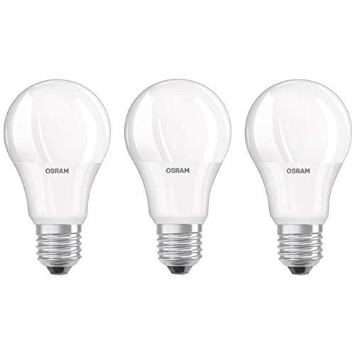 OSRAM PARATHOM CLASSIC A 60 E27 LED 8,5W=60W 806lm neutral weiß 4000K nondim 3er