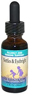 Herbs for Kids Nettles and Eyebright, 1 Ounce - 3 per case.