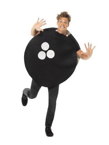 Smiffys Kegelkostüm Kugel Bowling Kegel Kostüm Kegelparty Münster