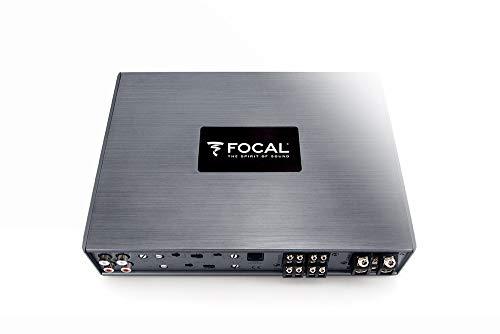 Focal FDP 4.600 150 Watts x 4 Class D 4-Channel Amplifier