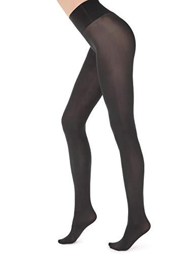Calzedonia Damen Unsichtbare und Nahtlose, Blickdichte Strumpfhose 50 Den