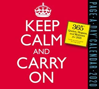 BUY ONE 2020 KEEP CALM AND CARRY ON DESK CALENDAR AND GET A FREE YEAR PLANNER AND 4 FREE HANDMADE XMAS CARDS(TWENTY FIVE DOLLAR VALUE)- YOU CAN ALSO ORDER A CALENDAR PLANNER 2019-20