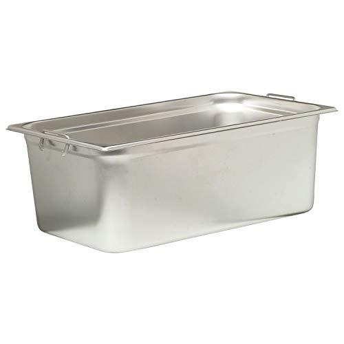 RIEBER GN-Behälter1/1 18/10 Edelstahl, Tiefe: 200 mm, Inhalt: 26,00 Liter