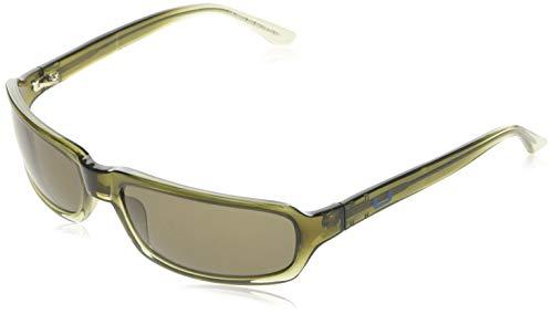 Adolfo Dominguez Ua-15072, Gafas de Sol para Mujer, Verde (Green), 64