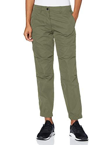 Superdry Parachute Grip Pantalones, Verde (Sage 3se), 44 (Talla del Fabricante: 30/30) para Mujer