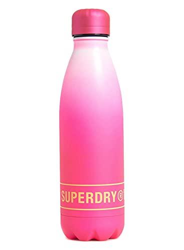 Superdry Mens Passenger Bottle Accessory-Travel Wallet, Bright Pink, OS