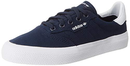 Adidas 3MC, Zapatillas de Skateboarding Unisex Adulto, Azul (Maruni/Maruni/Ftwbla 000), 42 2/3 EU