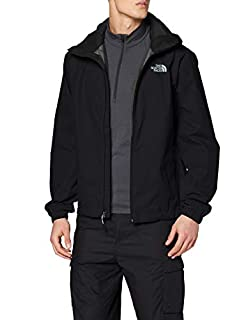 The North Face Quest Men's Outdoor Jacket, Black (Black/TNF Black), XX-Large (B00G36Z35M) | Amazon price tracker / tracking, Amazon price history charts, Amazon price watches, Amazon price drop alerts