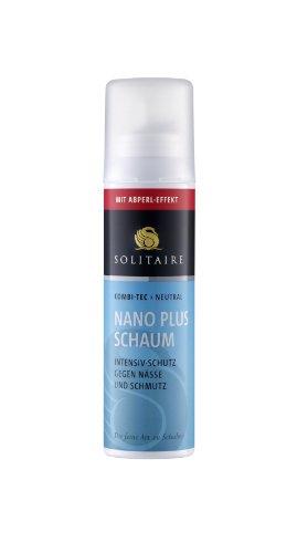 Solitaire Nano Plus Schaum 150ml - für intensiven Schutz gegen Nässe und Schmutz