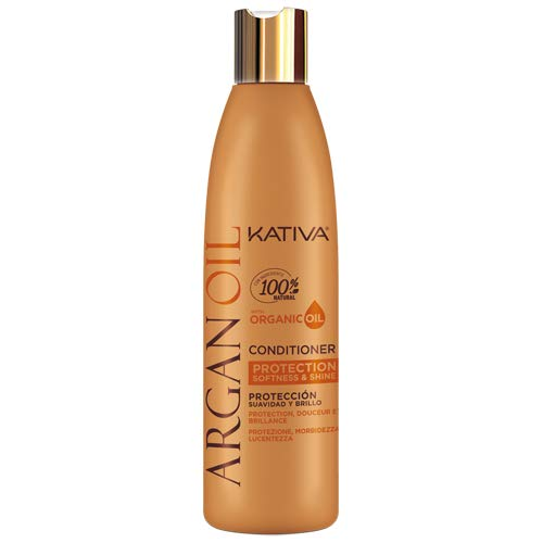 Kativa Argan Oil Conditioner x 250 Ml - 250 ml