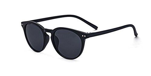 ALWAYSUV Occhiali da sole rotondi Retro Occhiali da sole UV400 Occhiali da sole moda